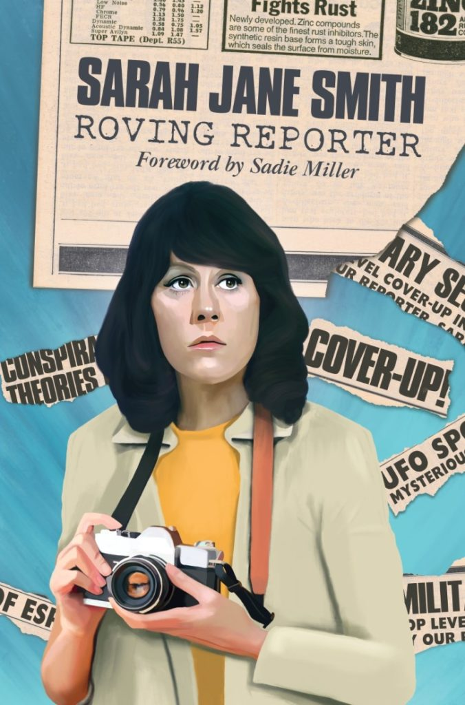 Sarah Jane Smith: Roving Reporter out now!