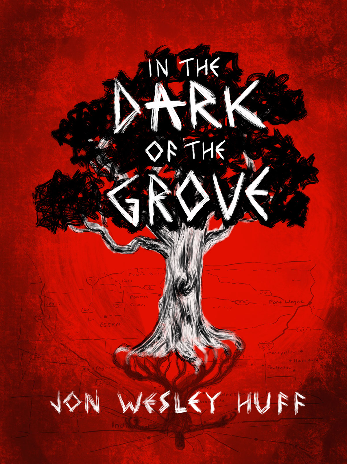 In The Dark of the Grove Cover